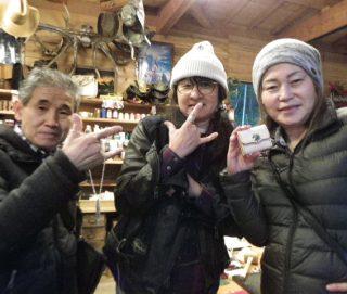 神奈川から2度目の体験お友達も来てくれました!サムネイル